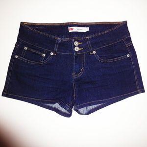 NWOT Levi's Shorty Shorts
